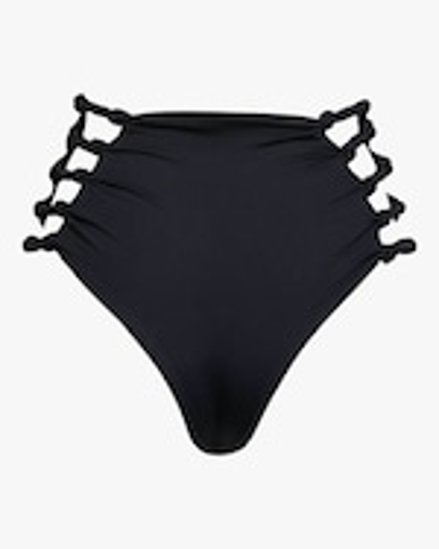 LVHR Madison High-Waist Bikini Bottom 1