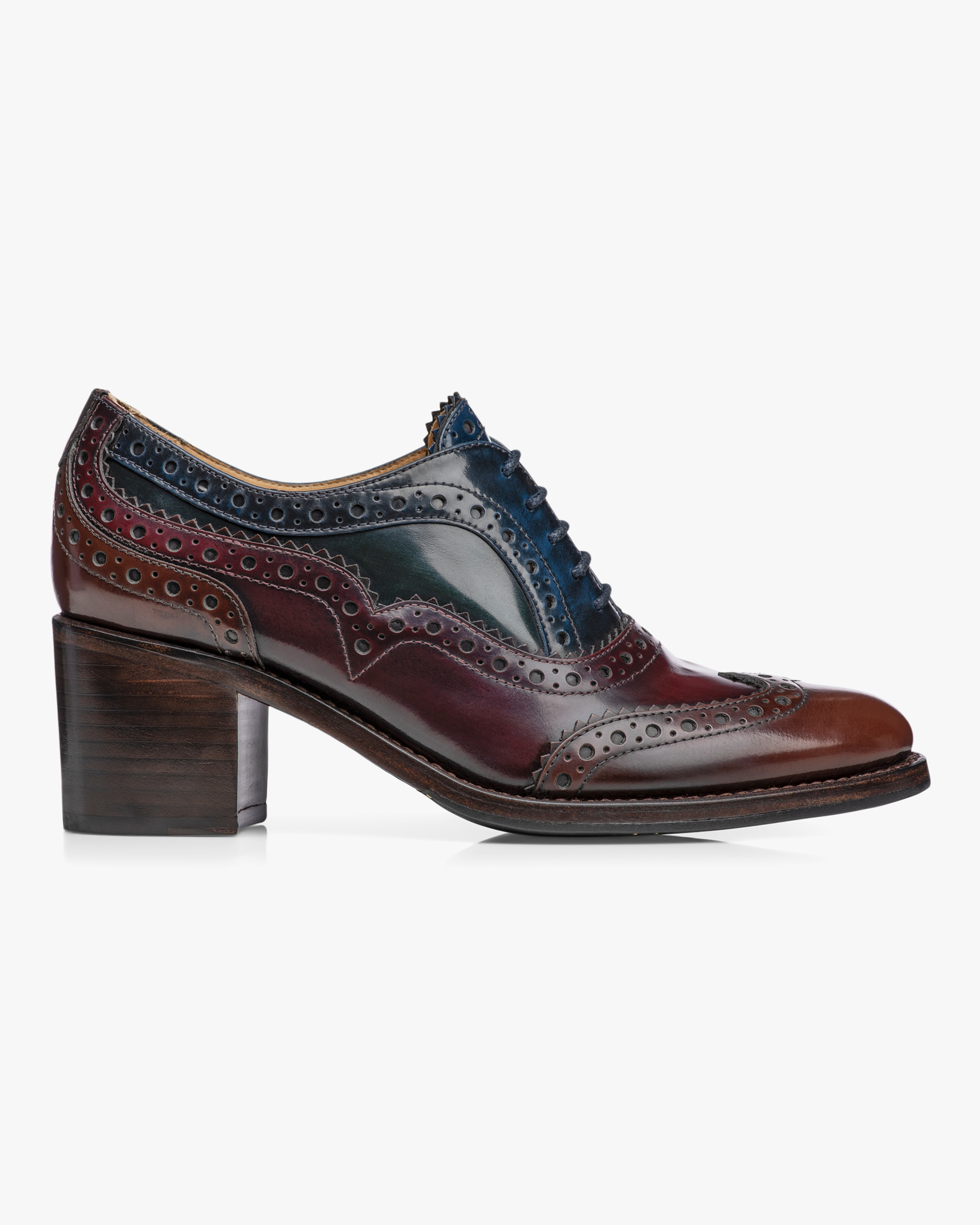The Office of Angela Scott Mrs. Doubt Heeled Oxford 1