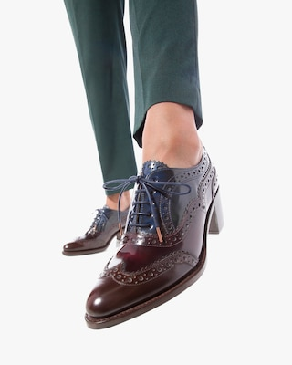 The Office of Angela Scott Mrs. Doubt Heeled Oxford 2