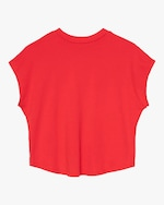 ASKK Engine Red Cropped Tee 2