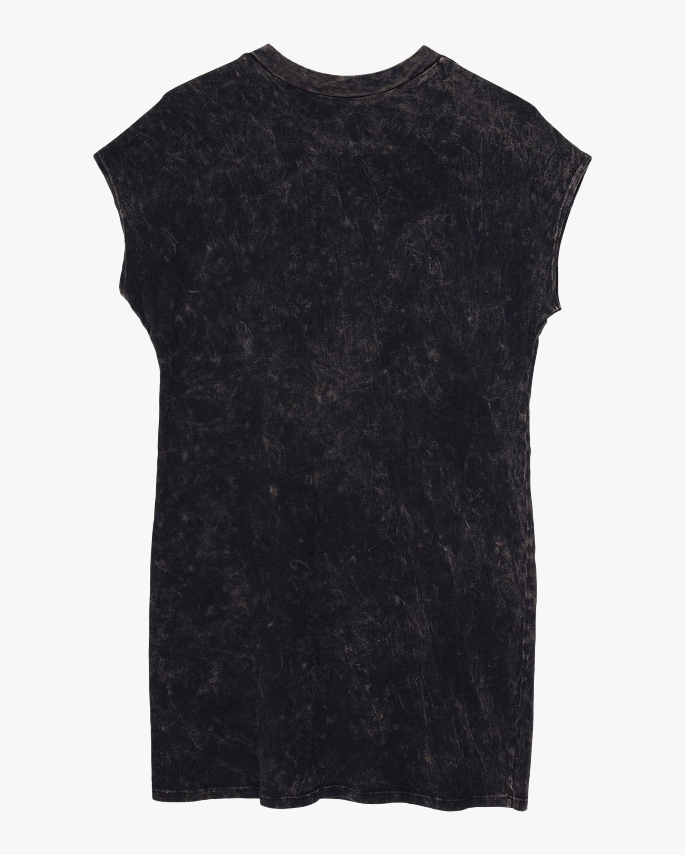 ASKK Mineral Black Tee Dress 1
