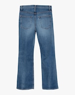 ASKK High-Rise Cropped Boot Cut Jeans 5
