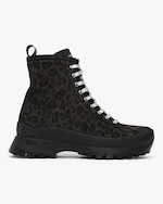 P448 Leopard Denise Boot 0