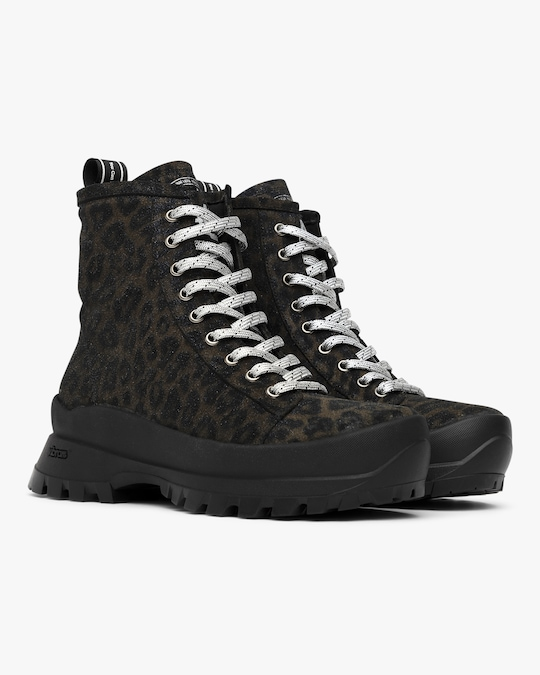 P448 Leopard Denise Boot 1