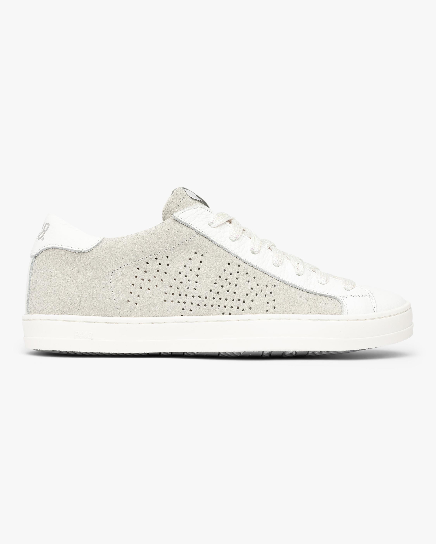 P448 John Suede Softy Sneaker 1