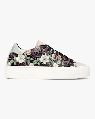 P448 Floral Thea Sneaker 1