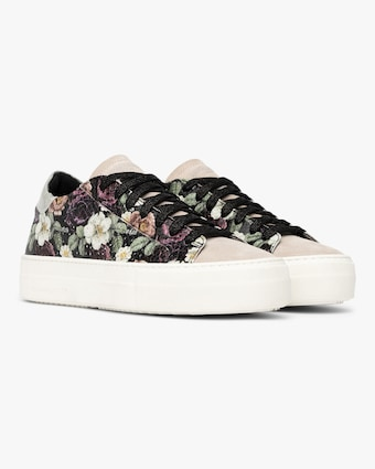 P448 Floral Thea Sneaker 2