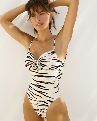 LeTigre Diana One-Piece Swimsuit