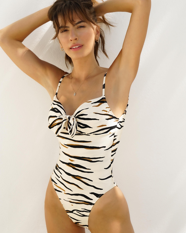 Sidway Swim LeTigre Diana One-Piece Swimsuit 1