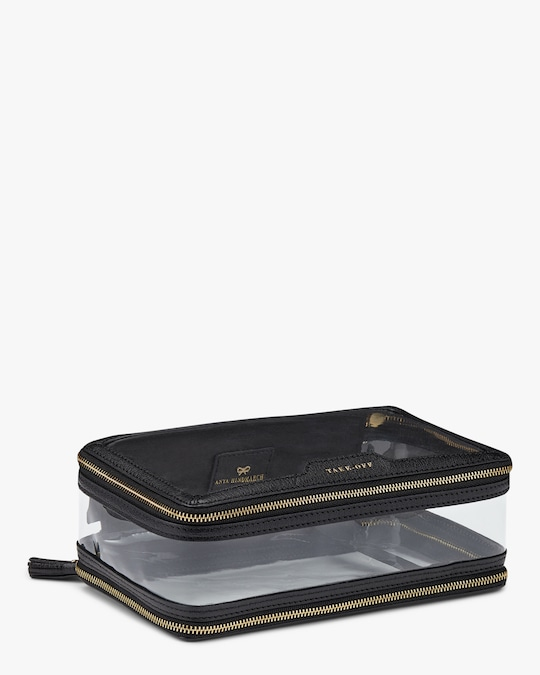 Anya Hindmarch The Black Inflight Case 1