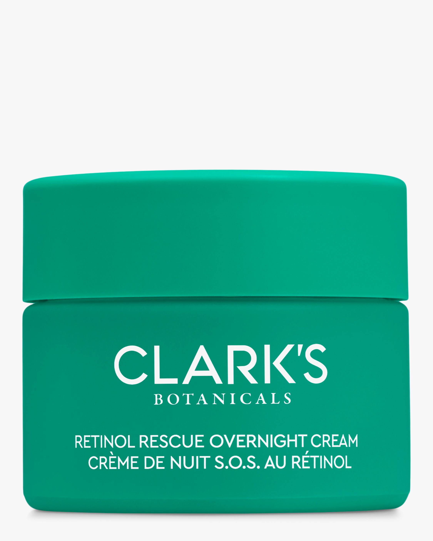 Clark's Botanicals Retinol Rescue Overnight Cream 50ml 1