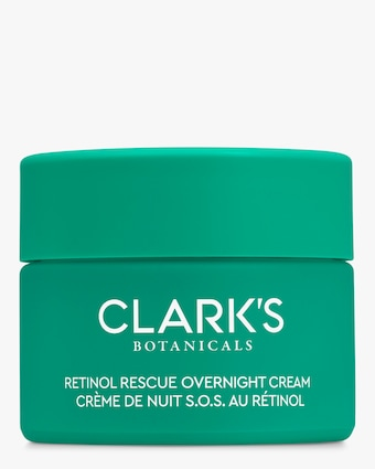 Clark's Botanicals Retinol Rescue Overnight Cream 50ml 1