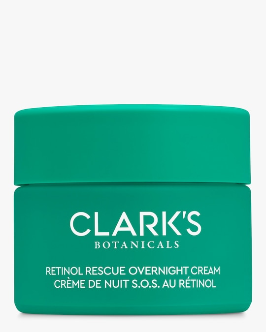 Clark's Botanicals Retinol Rescue Overnight Cream 50ml 0