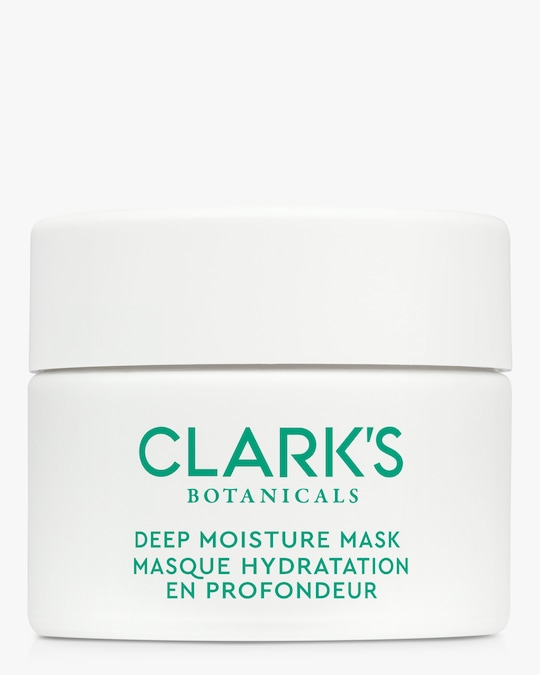 Clark's Botanicals Deep Moisture Mask 50ml 0
