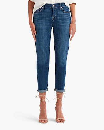 7 For All Mankind Josefina Boyfriend Jeans 1