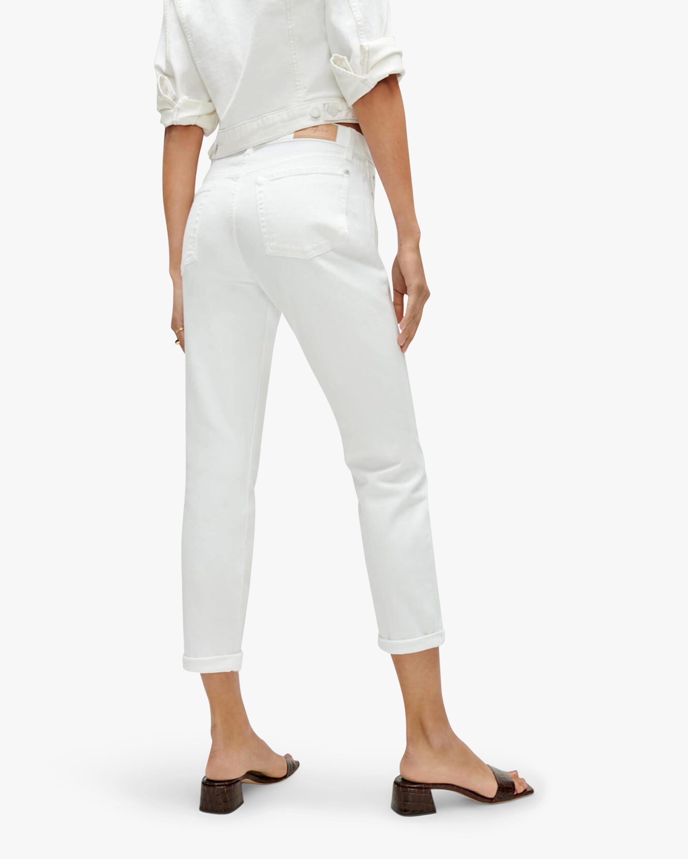 7 For All Mankind Josefina Boyfriend Jeans 1