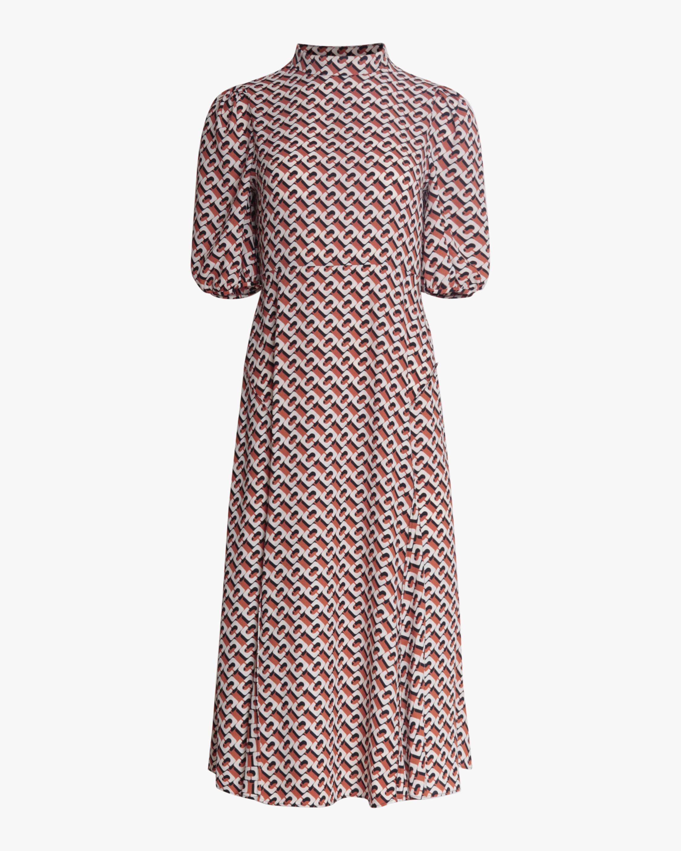 Diane von Furstenberg Nella Midi Dress 1