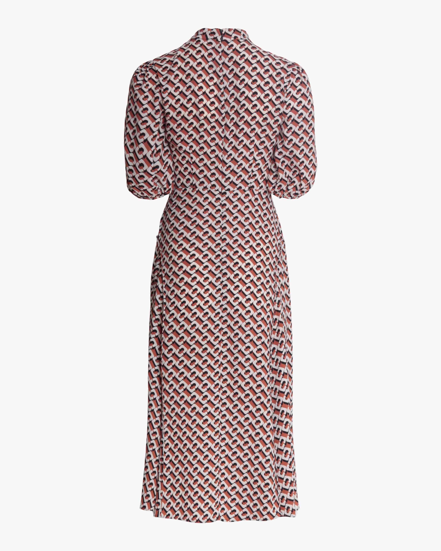 Diane von Furstenberg Nella Midi Dress 2