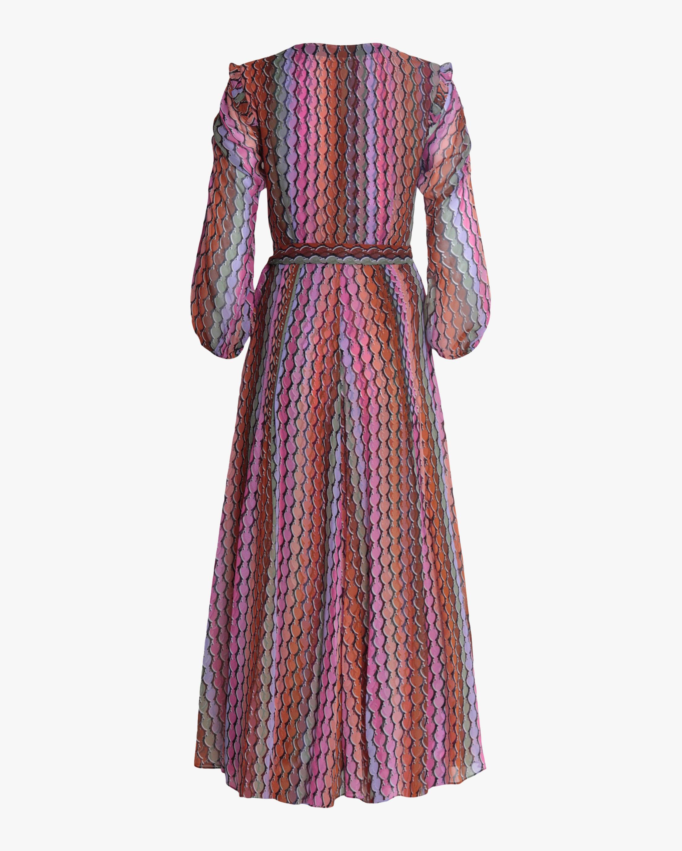 Diane von Furstenberg Bree Midi Dress 2
