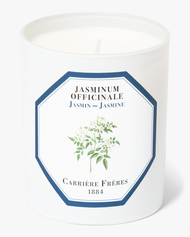 Carrière Frères Jasminum Officinale Jasmine Candle 1