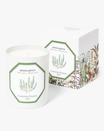 Carrière Frères Rosmarinus Rosemary Candle 2