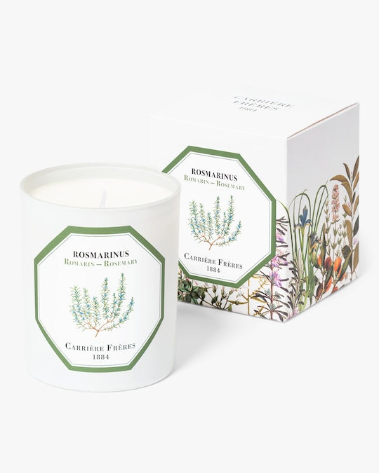 Carrière Frères Rosmarinus Rosemary Candle 1