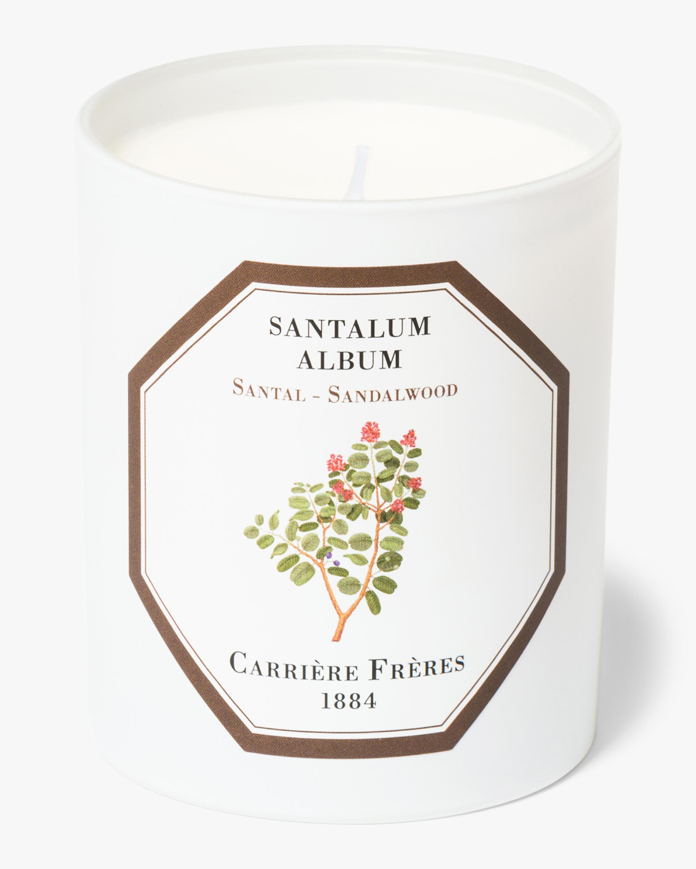 Carrière Frères Santalum Album Sandalwool Candle 2