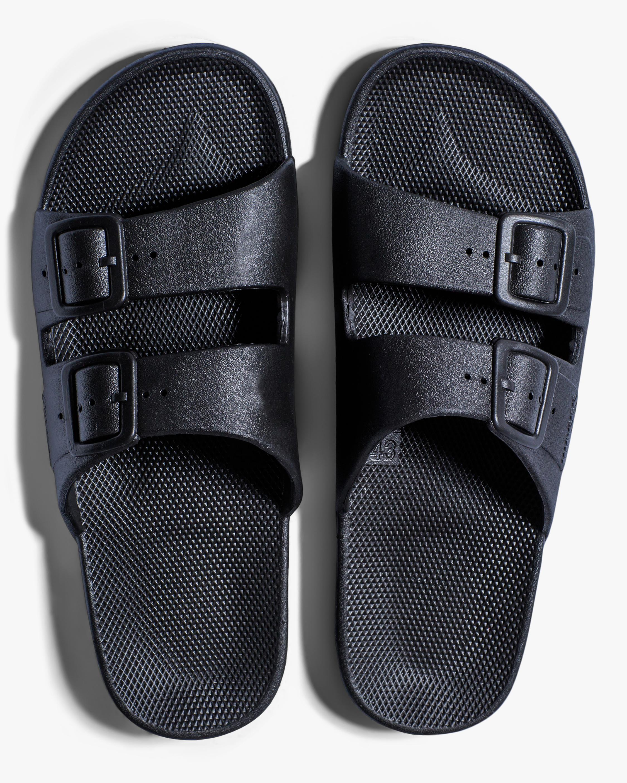 Freedom Moses Black Slides 1
