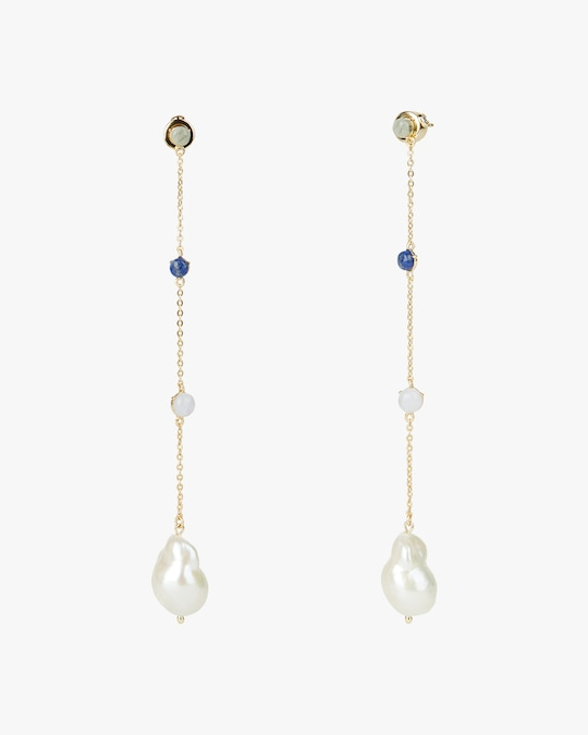 Carolee Dona Linear Drop Earrings 0