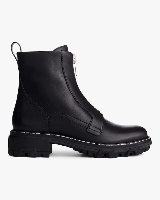 rag & bone Shiloh Zip Combat Boot 0