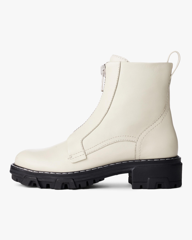 Shiloh Zip Combat Boot
