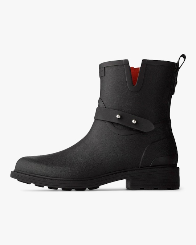 rag & bone Moto Rain Boot 0