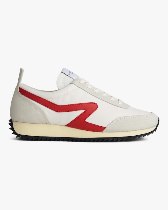rag & bone White Retro Runner 0