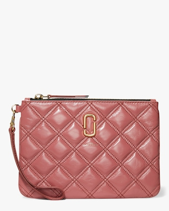 Marc Jacobs Quilted Wristlet 1