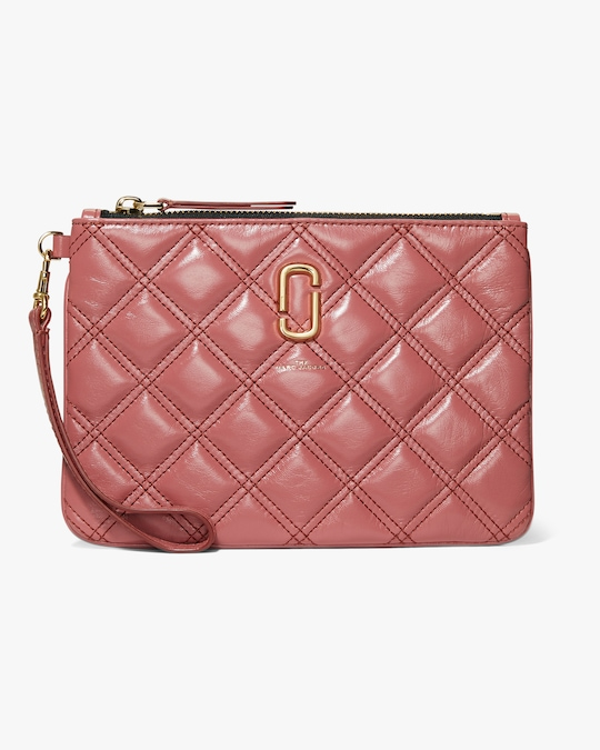 Marc Jacobs Quilted Wristlet 0