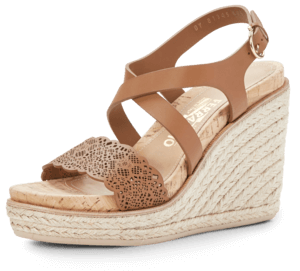 Gioela Wedge Espadrille Sandal image two
