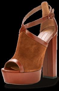 Issa Platform Sandal 140 image two