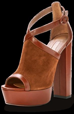 Issa Platform Sandal 140