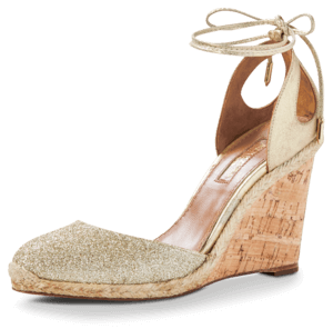 Palm Beach Wedge Espadrille 90 image two