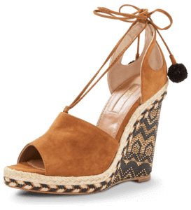 Palm Springs Wedge Espadrille 115 image two