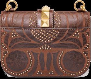 Lock Small Shoulder Bag image two