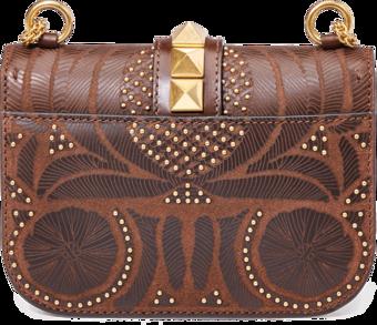 Lock Small Shoulder Bag