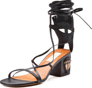 Tribe Gladiator Heeled Sandal image two