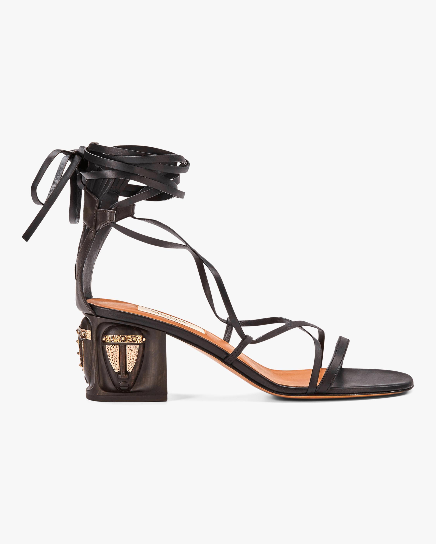 Valentino Tribe Gladiator Heeled Sandal 0