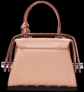 Mini Twist Bowler Bag image two