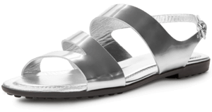 Sandal in Leather image two