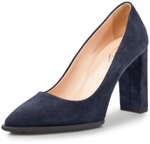 Suede Pump image two