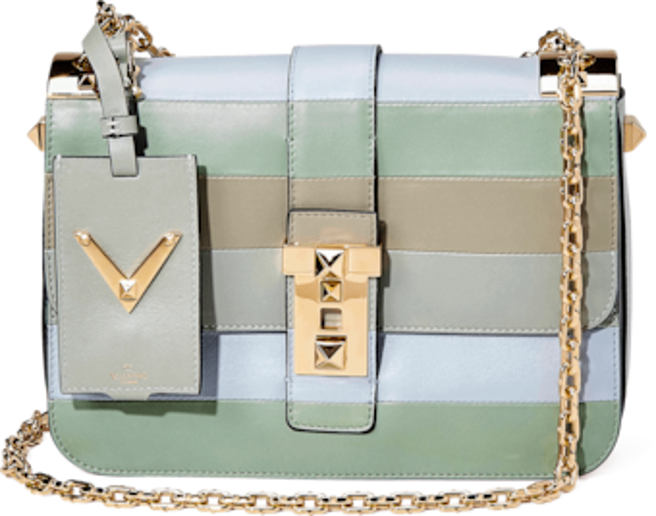 B-Rockstud Shoulder Bag