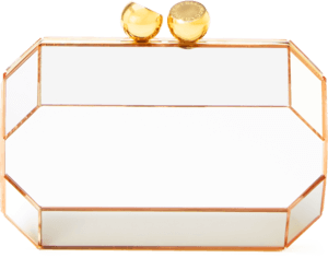 Lucia Plexi Clutch image two