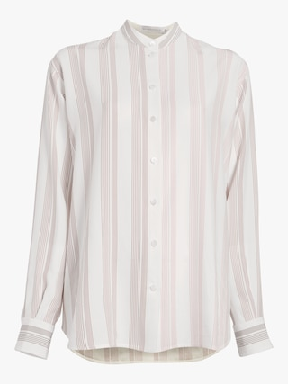 Victoria Beckham Grandad Shirt 1